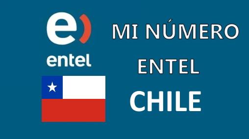 SABER EL NUMERO DE ENTEL CHILE